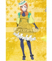Appare-Ranman! Taylor Sofia Cosplay Costume