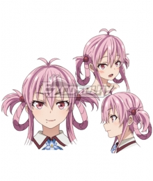 Are You Really the Only One Who Likes Me? Momo Sakurabara Pink Cosplay Wig