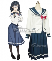 Are You Really the Only One Who Likes Me? Sumireko Sanshokuin Cosplay Costume