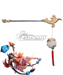 Arena Of Valor Honor of Kings Da Qiao Light Cosplay Weapon Prop