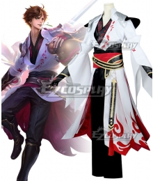 Arena Of Valor Honor of Kings Li Bai Cosplay Costume