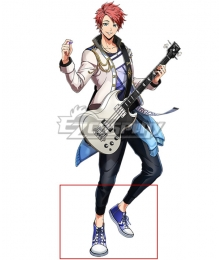 Argonavis from BanG Dream! Wataru Matoba Blue Cosplay Shoes