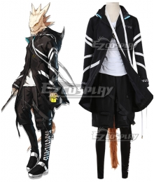 Arknights 12F Cosplay Costume