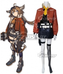 Arknights Aciddrcp Cosplay Costume