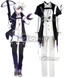 Arknights Adnachiel Cosplay Costume
