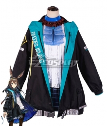 Arknights Amiya Cosplay Costume