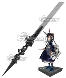 Arknights Amiya Newsgirl Knife Cosplay Weapon Prop