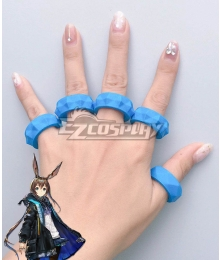 Arknights Amiya Ring Cosplay Accessory Prop