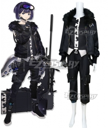 Arknights Andreana Cosplay Costume