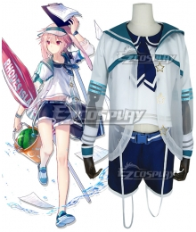 Arknights Ansel Swimsuit Cosplay Costume