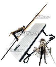 Arknights Ayerscarpe Sword Cosplay Weapon Prop