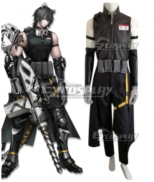 Arknights Broca Cosplay Costume