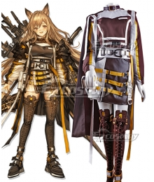 Arknights Ceobe Cosplay Costume
