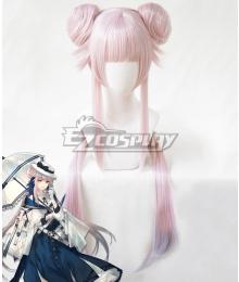 Arknights Ceylon Pink Cosplay Wig