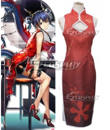Arknights Ch'en Chen New Year Cosplay Costume