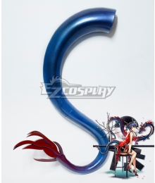 Arknights Ch'en Chen Tail Cosplay Accessory Prop