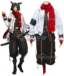 Arknights Courier Cosplay Costume