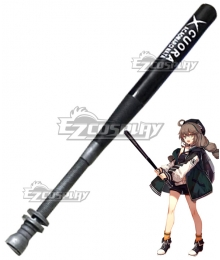 Arknights Cuora Baseball Bat Cosplay Weapon Prop