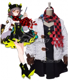 Arknights Deepcolor Cosplay Costume