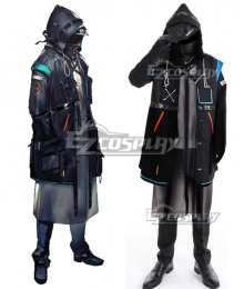 Arknights Doctor Cosplay Costume