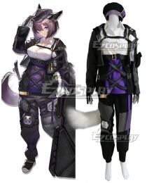 Arknights Dur-nar Cosplay Costume