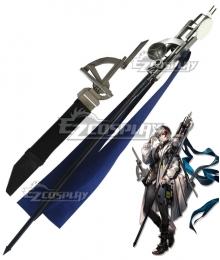 Arknights Elysium Cosplay Weapon Prop