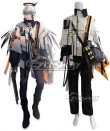 Arknights Executor Cosplay Costume