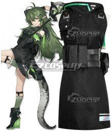 Arknights Gavial Cosplay Costume