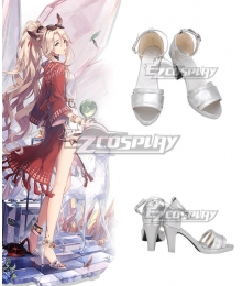 Arknights Gitano Unknown Travel Sliver Cosplay Shoes