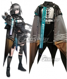 Arknights GreyThroat Cosplay Costume
