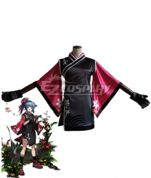 Arknights Jessica New Year Skin Cosplay Costume