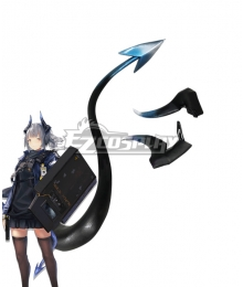 Arknights Liskarm Tail Corner Cosplay Accessory Prop