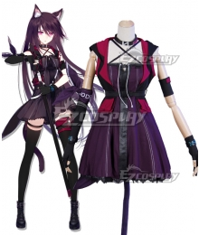 Arknights Melantha Cosplay Costume
