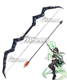 Arknights Meteor Bow And Arrow Cosplay Weapon Prop