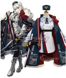 Arknights Poca Cosplay Costume