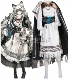 Arknights Pramanix Cosplay Costume