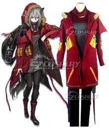 Arknights Projekt Red Cosplay Costume