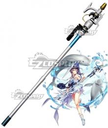 Arknights Purestream Cosplay Weapon Prop