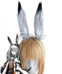 Arknights Reunion Member FrostNova Animal Ears Cosplay Accessory Prop