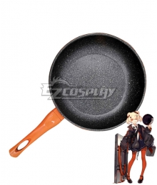 Arknights Гум Saucepan Cosplay Weapon Prop