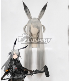 Arknights Savage Silver Cosplay Wig