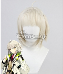 Arknights Scene Gray Cosplay Wig