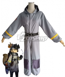 Arknights Shaw Castle Cleaning Expert Cosplay Costume