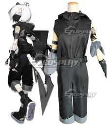 Arknights Shirayuki Cosplay Costume