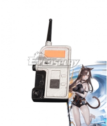 Arknights Skyfire CoralCoast RX01 Communicator Cosplay Accessory Prop