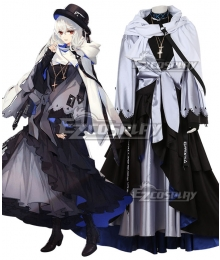 Arknights Specter Cambrian Cosplay Costume