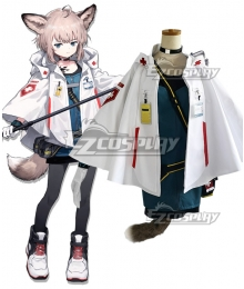 Arknights Sussurro Cosplay Costume