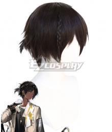 Arknights Thorns Black Cosplay Wig