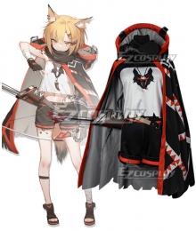 Arknights Vermeil Cosplay Costume