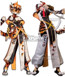 Arknights Waai Fu Cosplay Costume